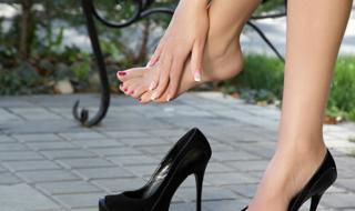 Βαδίστε ελεύθερα με ψηλά τακούνια