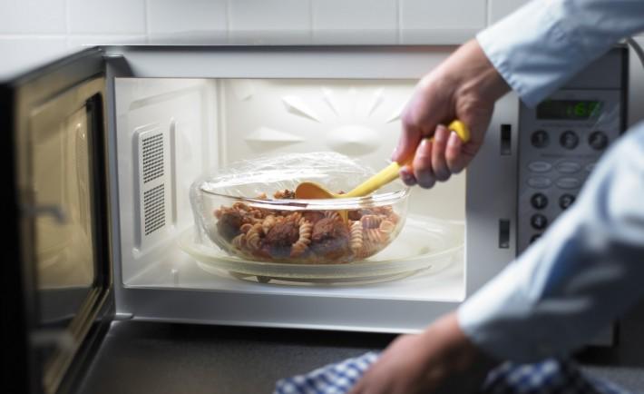 Πώς λειτουργεί ο φούρνος μικροκυμάτων;
