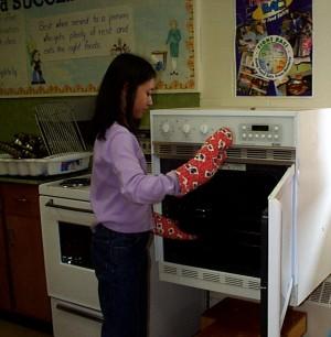 Προσοχή όταν ανοίγετε τον φούρνο