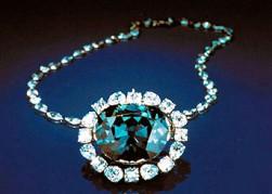 Το περιβόητο διαμάντι Hope