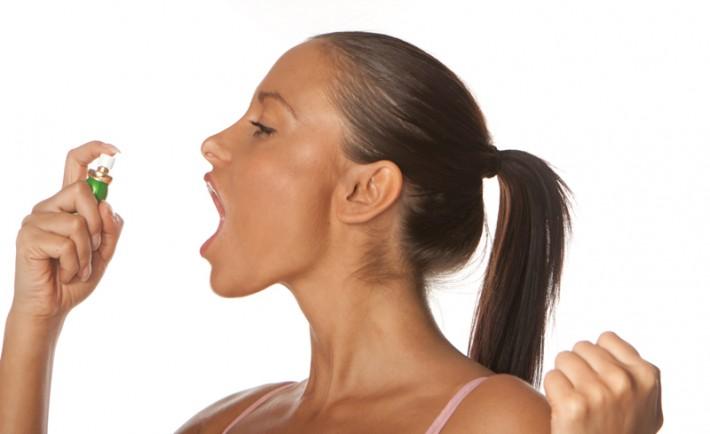 υσάρεστη αναπνοή ή επίμονη δυσοσμία αναπνοής και στόματος;