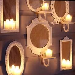 Κεριά & Καθρέπτες
