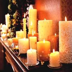 Κεριά μόνο