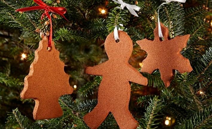 Αρωματικά χριστουγεννιάτικα στολίδια