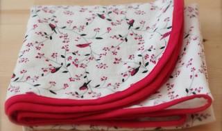 Πως να ράψετε μία κουβέρτα από Φλις (Fleece)