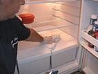Πώς να καθαρίσετε το ψυγείο