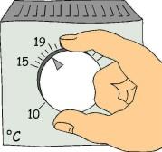 Μην ανεβάζετε τον θερμοστάτη