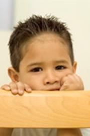 Το Ντροπαλό Παιδί