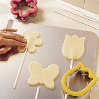 Ψήνοντας τα μπισκότα