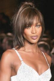 Αν το πρόσωπό σας έχει σχήμα καρδιάς...... σαν της Naomi Campbell