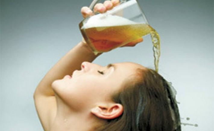 Μπίρα. Μην την πιείτε,... λουστείτε! Λούσιμο με μπύρα και ευεξία