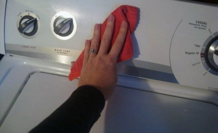 Πώς να καθαρίσω το πλυντήριο ρούχων