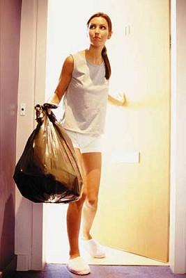 Ξεφορτωθείτε τα σκουπίδια. Είναι ζήτημα απόφασης!