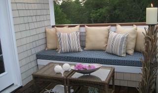 Φτιάξτε έναν καναπέ με τούβλα Διακόσμηση Κατασκευή Πρωτοτυπία