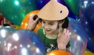 Φτιάξτε ένα αποκριάτικο κινέζικο καπέλο