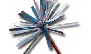 Διακοσμήστε τα μολύβια σας Κατασκευές και χειροτεχνίες για παιδιά και μεγάλους