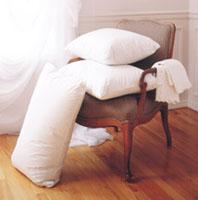 Μην ξεχάστε τα μαξιλάρια