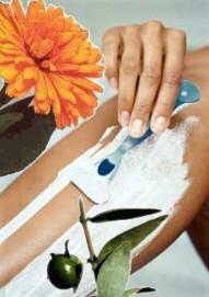 Γυναικεία λοσιόν για μετά το ξύρισμα