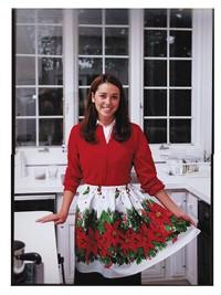 Ίσως με το κατάλληλο ντύσιμο, πείσετε τον αντρούλη σας να βάλει κι αυτός ένα χεράκι στη χριστουγεννιάτικη καθαριότητα...