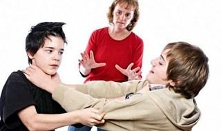 Γιατί μαλώνουν τα παιδιά μου;