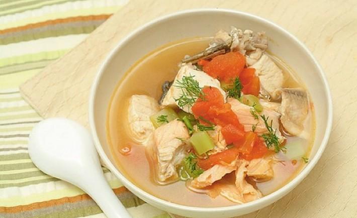 Σούπα: Τα ψάρια είναι για τους μούτσους και το ζουμί για τους καπεταναίους