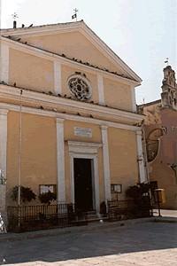 Η Παναγία των Ξένων, κτίσμα του 16ου αιώνα.