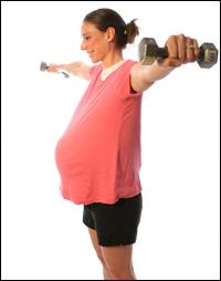 Η άσκηση ντοπάρει την έγκυο