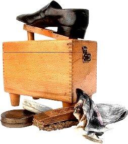 Πώς να γυαλίζετε τα παπούτσια σας