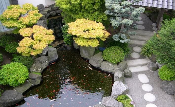 Σχεδιάζοντας έναν Feng Shui κήπο