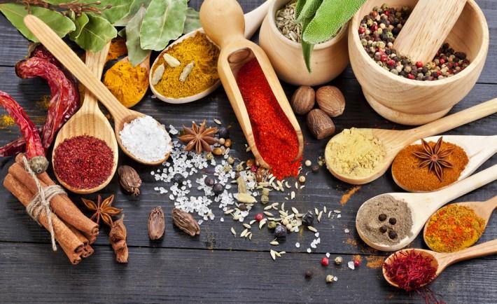 Βότανα και μπαχαρικά. Οδηγίες συντήρησης και χρήσης