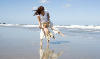 Χώρισα Πως θα περάσω ευτυχισμένες και ανέμελες διακοπές με το παιδί μου