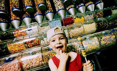 Πώς θα του περιορίσετε τα γλυκά