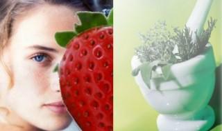 Μάσκες προσώπου με φρούτα εποχής
