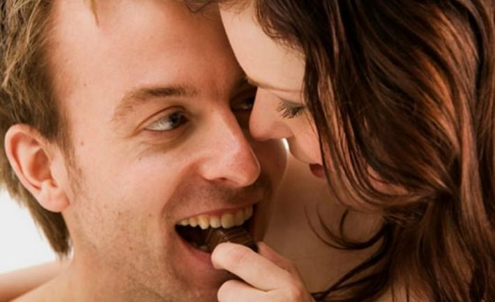 Πριν ο έρωτας περάσει απ' το στομάχι...