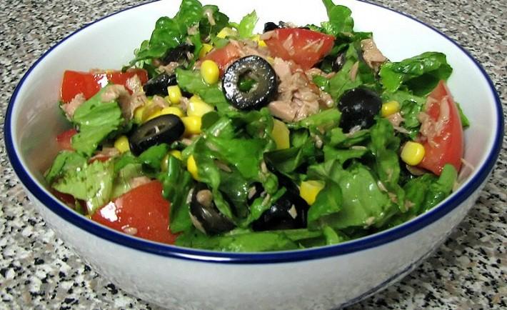 Μετατρέψτε την σαλάτα σε κυρίως γεύμα