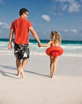 Διακοπές με γονείς διαζευγμένους