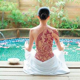 Feng Shui και Τατουάζ