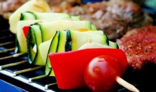 Μικρά μυστικά για νόστιμα λαχανικά στη σχάρα