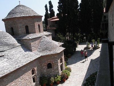 Το μοναστήρι της Ευαγγελίστριας