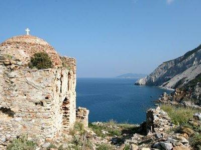 Η θέα πάνω απ' το Κάστρο