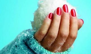 Προστατέψτε τα νύχια σας τον χειμώνα