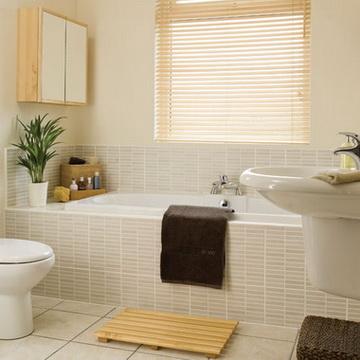 Feng Shui για το μπάνιο
