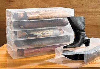 Κουτιά για μπότες