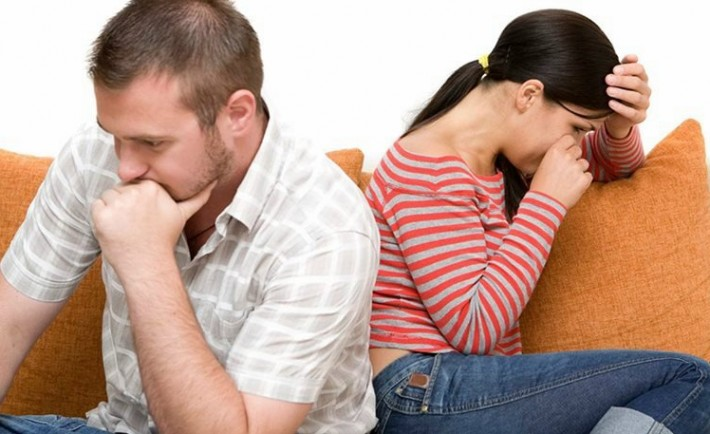 Τα 5 λάθη σε ένα γάμο που οδηγούν σε διαζύγιο
