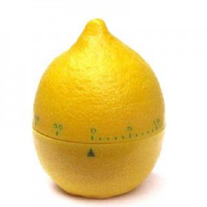 Χρονόμετρο λεμόνι