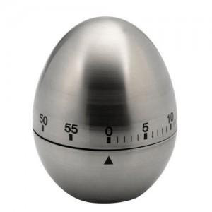 Χρονόμετρο μεταλλικό αυγό