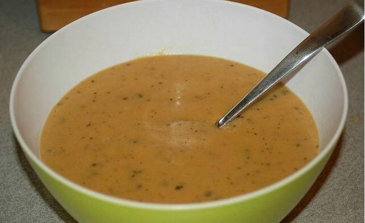 Φακές σούπα βελουτέ