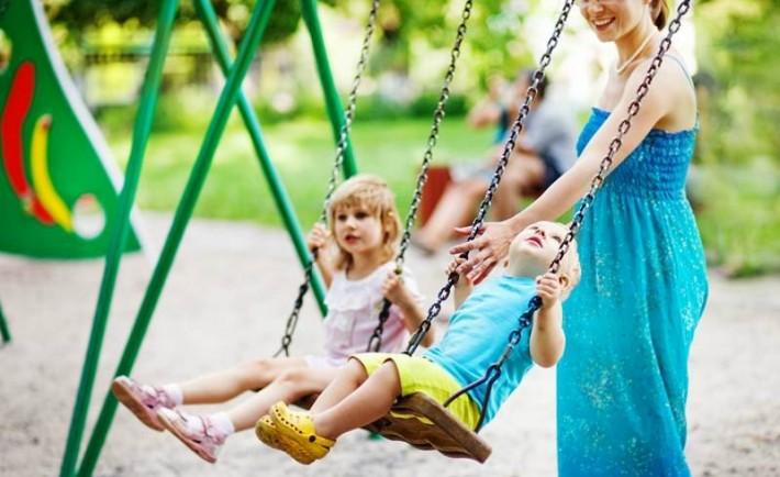 Η σπουδαιότητα της παιδικής χαράς για τα παιδιά