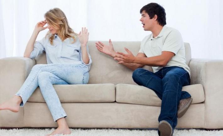Οι 6 πιο συνηθισμένοι καβγάδες των ζευγαριών που βρίσκονται στα πρόθυρα διαζυγίου