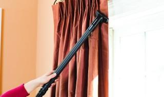 Πώς να καθαρίζετε, να πλένετε και να στεγνώνετε σωστά τις κουρτίνες σας
